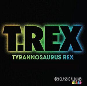 T-Rex-T-Rex-5-Classic-Albums-New-CD-UK-Import