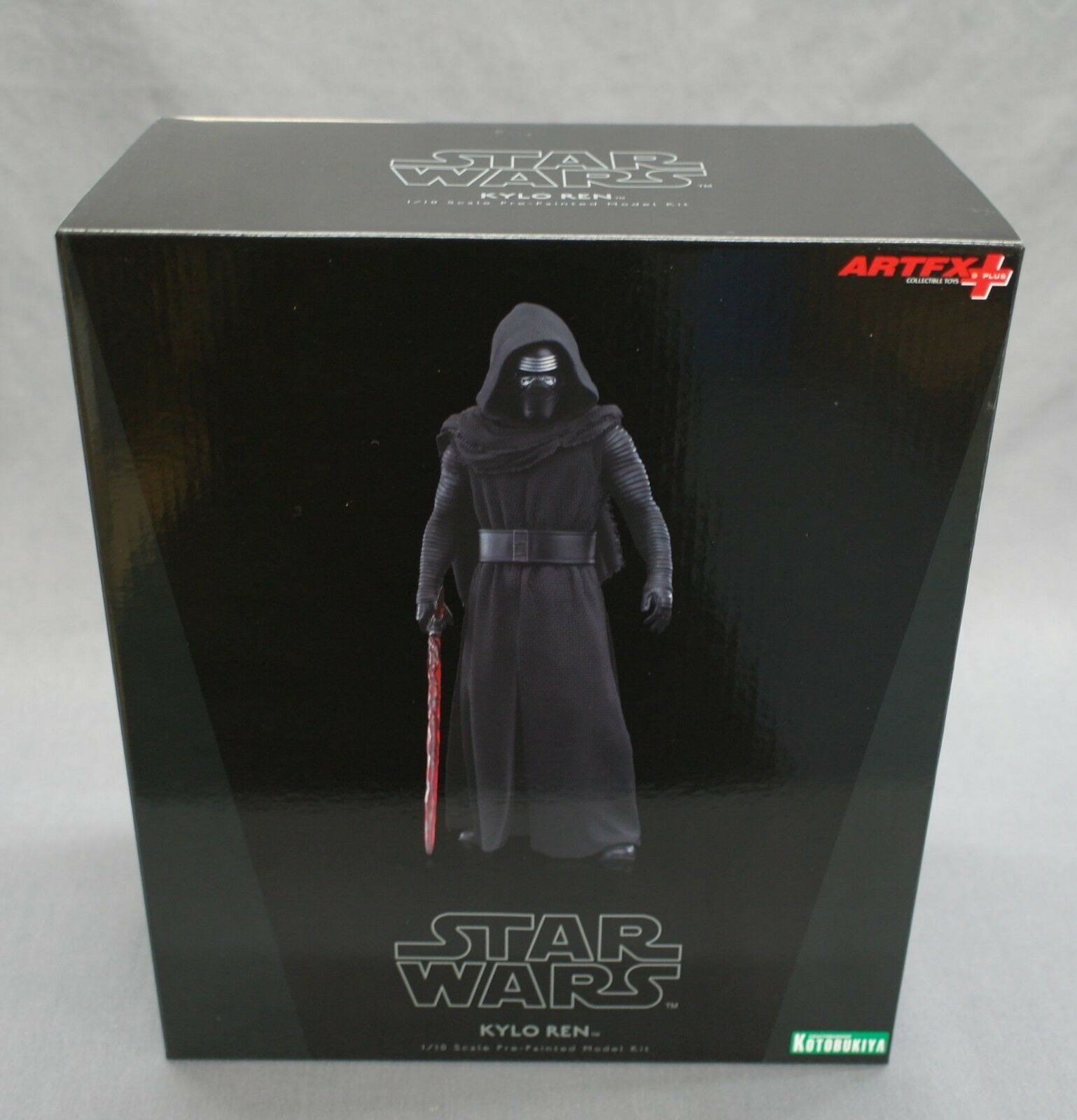 ARTFX+ estrella guerras The Force Awakens Kylo  Ren 1 10 Kotobukiya Japan nuovo  negozio di moda in vendita