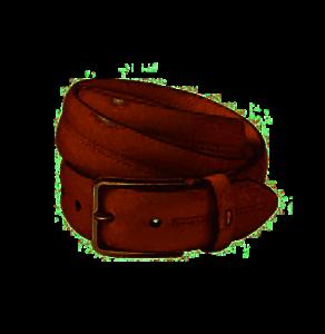 Tommy Hilfiger Men/'s Brown casual  Size 36 Bombay Leather Belt $49