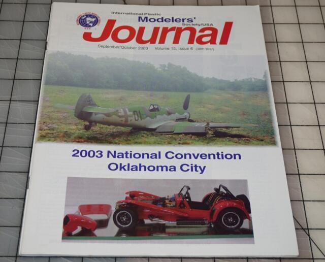 IPMS Journal September/October 2003 Volume 15 Number 6