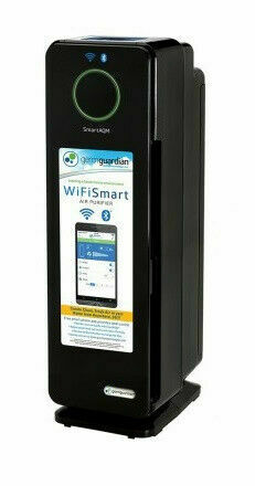 GermGuardian® CDAP4500BCA Smart Elite 4-in-1 Air Purifier w