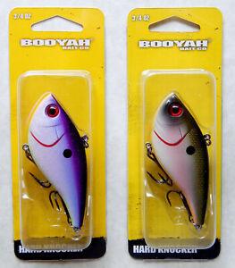 BOOYAH Hard Knocker Bass Fishing Crankbait Lure