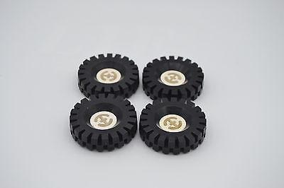 LEGO 8 x Technic Technik Räder Felge gelb Rad yellow wheel 3482 2346