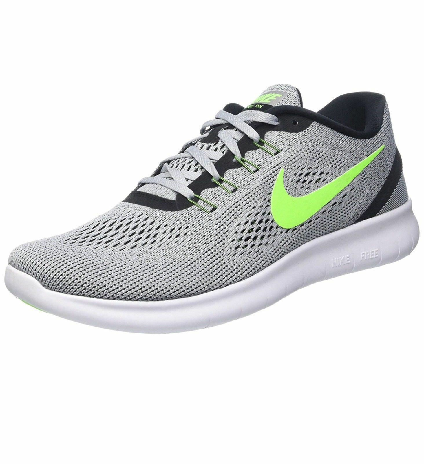 NIKE Men's Free RN Running Shoe 831508 003 NEW Multiple Sizes