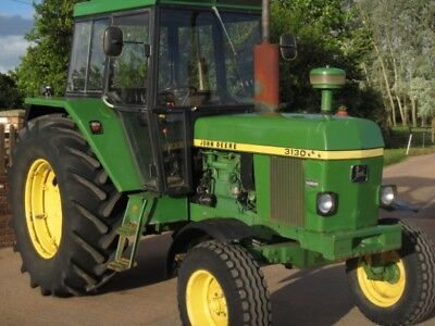 John Deere Discreet John Deere 3030 3130 Tractor Technical Repair Manual.