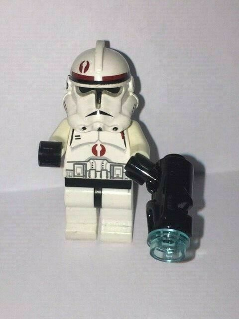 Lego Star Wars Clone Trooper Episode 3 Minifigure For Sale Online Ebay