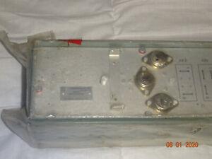 Gleichspannungswandler-original-verpackt-SEG-15d-geprueft-RFT-Funkwerk-Koepenick