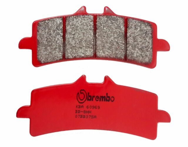 Pastillas de freno BREMBO KAWASAKI 1000 ZX 10 R (16-18) delanteras 07BB37.SA