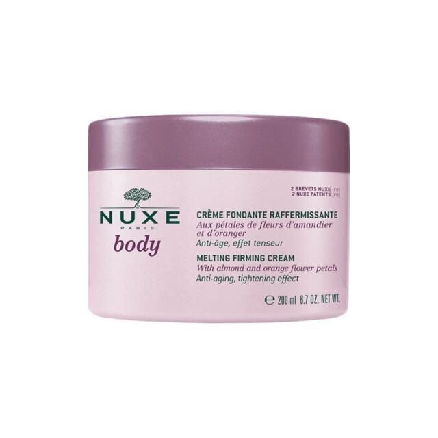 Neuf Nuxe Corps Fonte Affermissant Anti-age Corps Crème 200ml pour Elle
