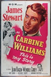 Details about CARBINE WILLIAMS (1952) 2105