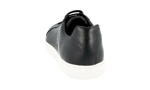 43 Auth New 4e3340 43 Us Shoes Sneakers Eu 5 Black White Luxury 8056382007061 Prada 10 UxrnqUwZaP