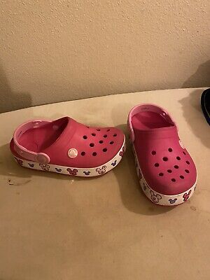 Crocs Minnie Light Up C12 | eBay