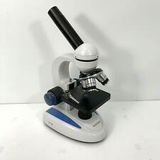 Amscope M158c Digital Cordless Compound Monocular Microscope Pre Owned