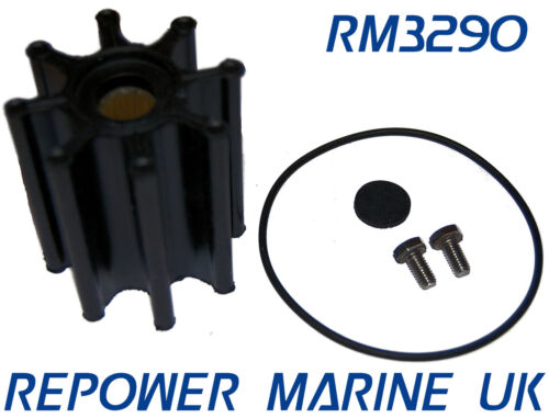 3593573 3583602 Impeller Replaces Volvo Penta # D6 Models