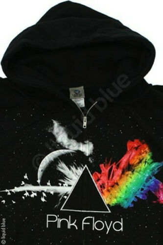 PINK FLOYD-ANY COLOR YOU LIKE-ZIPPER HOODIE w// Pockets M-L-XL-XXL Waters,Gilmour