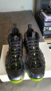 detailed look e66c5 9205b Details about Nike Air Foamposite One PARANORMAN X VENOM CUSTOM Men's Size  13