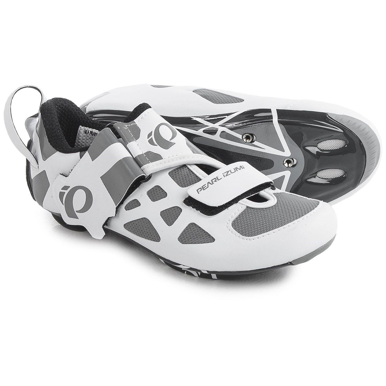 Pearl Izumi Mujer Tri Fly V De Cochebono Triatlón Ciclismo Zapatos 3 Hoyos Zapatos de ciclismo