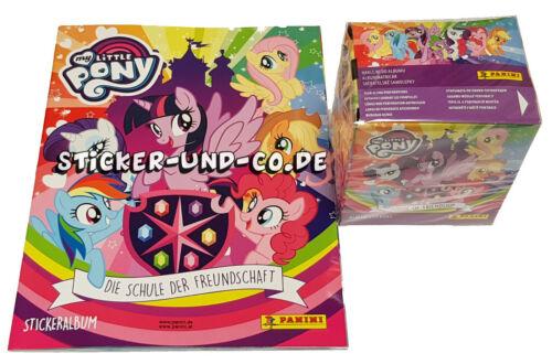PANINI My Little Pony-Scuola dell/'amicizia Sticker-album vuoto 1 x Display
