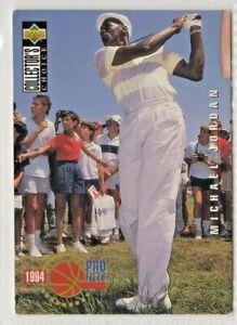 nba 1994 Upper Deck PRO FILES #204 Michael Jordan