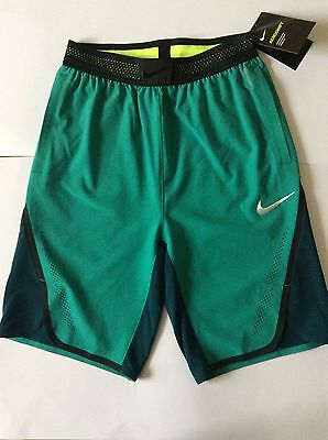 "2019 Fashion Boys Nike Aeroswift Shorts Size Large 12-13 Years 9"" Dri Fit Clients First"