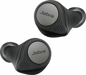 Jabra - Elite Active 75t True Wireless Active Noise Cancelling In-Ear Headpho...