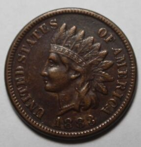 1883 Indian Head Cent XX32