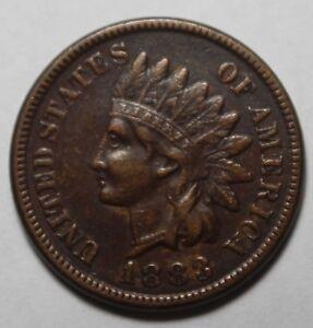 1883 Indian Head Cent XX32
