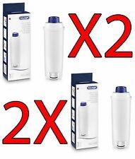2X filtro addolcitore Delonghi DLSC002 per ECAM - ESAM - ETAM - MAGNIFICA -