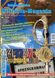 Internationales-Militaria-Magazin-IMM-Nr-178-Orden-Militaria-Zeitgeschichte