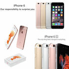 IN SEALED BOX APPLE IPHONE 6 6Plus 6S 16 64 128GB SMARTPHONE (FACTORY UNLOCKED)~