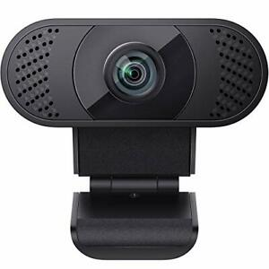 wansview Webcam 1080P mit Mikrofon Webcam USB 2.0 Plug und Play für Laptop PC...