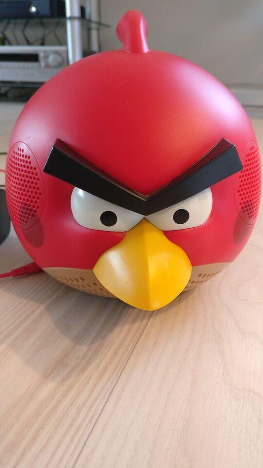 Højttaler, Gear4, Angry birds