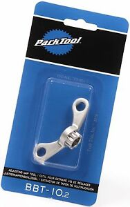 Park-Tool-BBT-10-2-Bike-Adjusting-Bottom-Bracket-Crank-Cap-Tool-Hollowtech-II