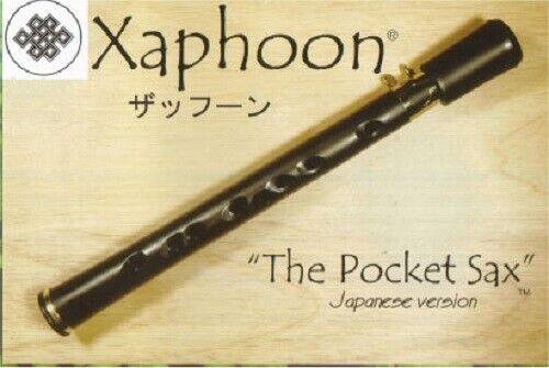 Xaphoon bolsillo bolsillo bolsillo saxo ( ABS de Resina) Negro Japón 7cbe25