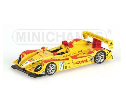 Ven a elegir tu propio estilo deportivo. Porsche RS Araña  7 ganador Long Beach 2007 400076607 400076607 400076607 Minichamps 1 43 Nuevo   Sellado  lo último