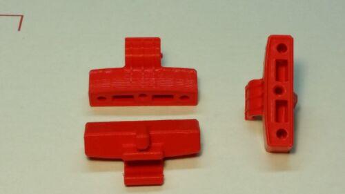 3 Suzuki Sidekick soft top clips Redesigned With New Screw Geo Tracker Clips