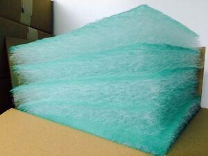 20 x 20 x 2 5 15 gram fiberglass exhaust paint spray for Paint booth filters 20x20