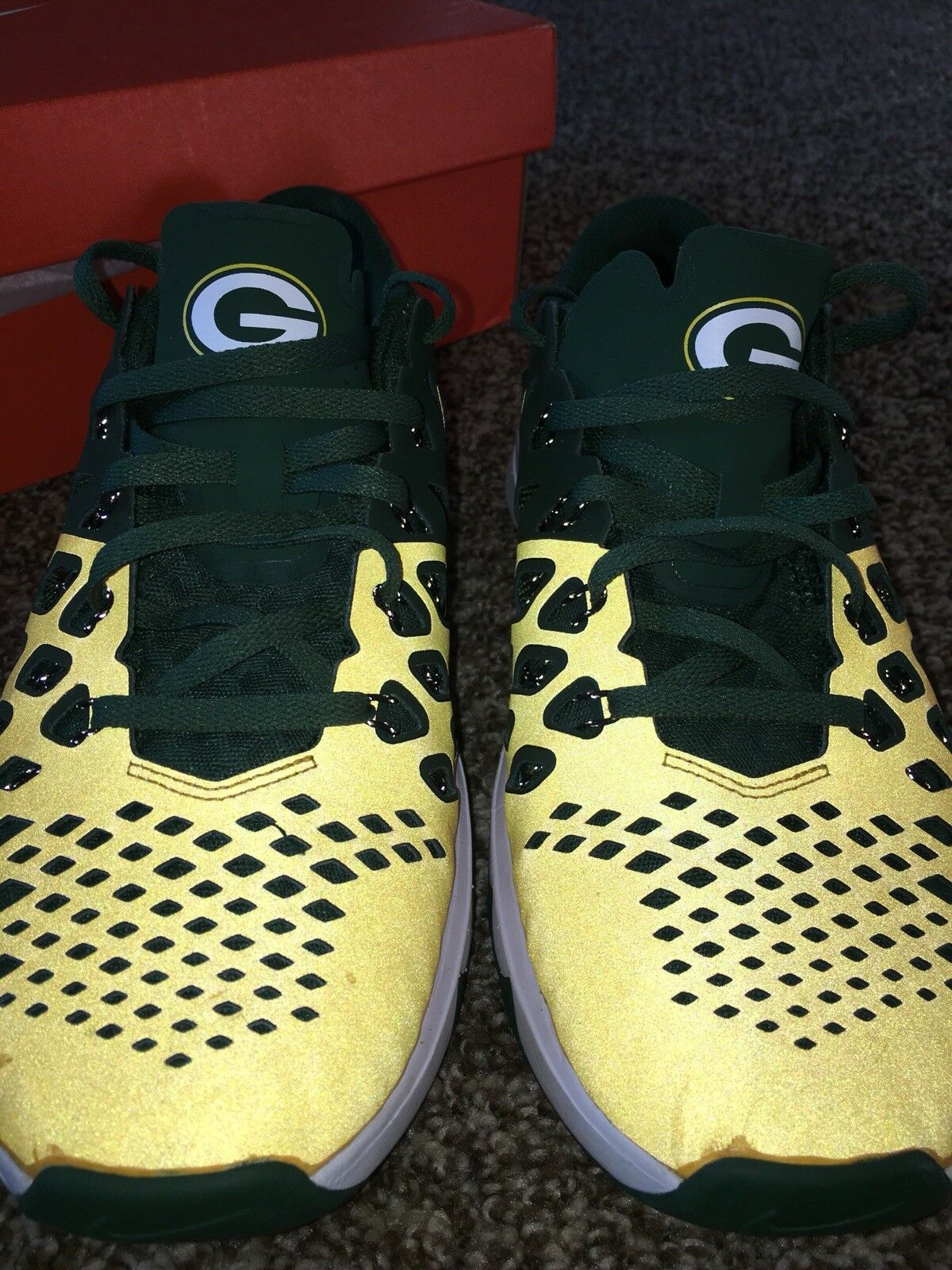 Nike treno velocit 4 packers.il amp nfl green bay packers.il 4 vero packer fan. eda28c