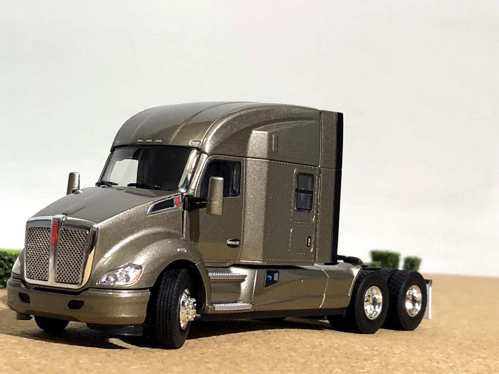 WSI camión Modelos, Kenworth T680 6x4 Plateado, camión único, 1 50