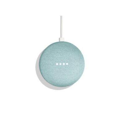 NEW Google Home Mini - AQUA Smart Assistant & Speaker smart home Alexa Echo