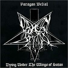 PARAGON BELIAL - Dying Under The Wings Of Satan  (Ltd.2-CD) DCD