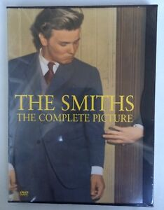 Details About The Smiths The Complete Picture Dvd 1992 Brand New Sealed Rare