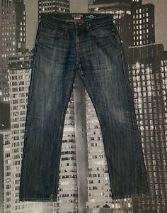 DENIZEN von LEVI'S®  Herren Jeans W32 L31 Modell 218 STRAIGHT FIT, Authentisch