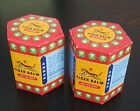 2 X 30g Tiger Balm Red Ointment - Jars Arthritis Joint Pain Shipped From USA