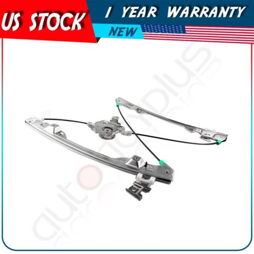 New Power Window Regulator fits 2002-2006 Nissan Altima Front Left without Motor