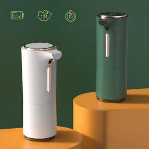 Dispenser Sapone Automatico 250ML Erogatore Sapone Mani Con Sensore a Infrarossi