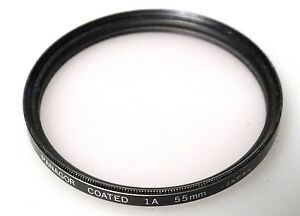 (PRL) PANAGOR SLYLIGHT 1A 55 mm FILTRO FOTO PHOTO FILTER FILTRE FILTAR FILTRU QvutsXoN-07185652-131697910