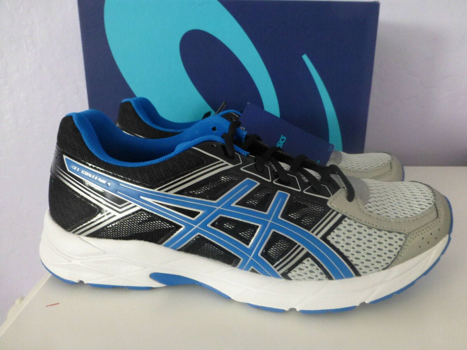Asics Gel Contend 4 shoes Mens shoes Size 12.5 New In Box