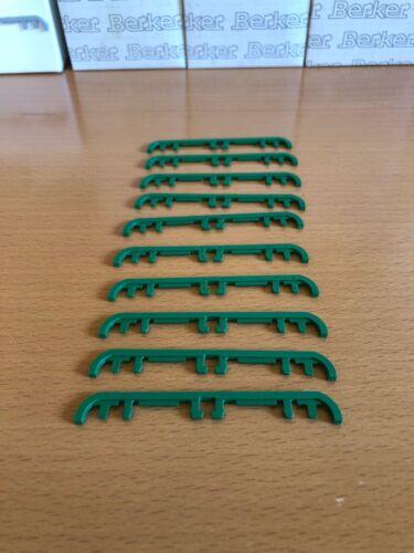 Berker Cliptec 10 Stück Grün