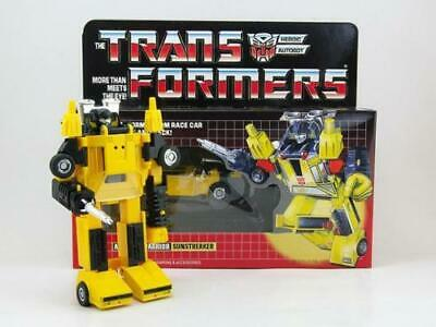 New Transformers G1 Sunstreaker reissue brand new  in stock !